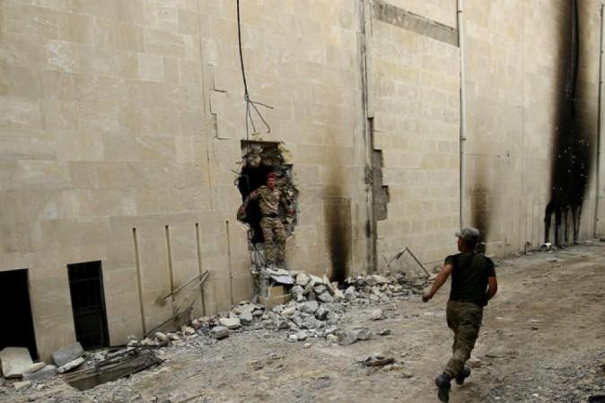 Iraq: l'inviato Usa, jihadisti rimasti a Mosul moriranno