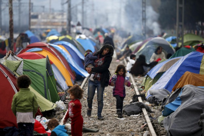 Migranti:Ue,348mln direttamente a siriani in Turchia