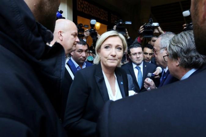 Le Pen in Libano: