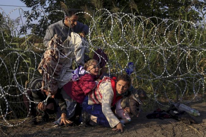 L'Ungheria vuole costruire un secondo muro anti-migranti al confine con la Serbia