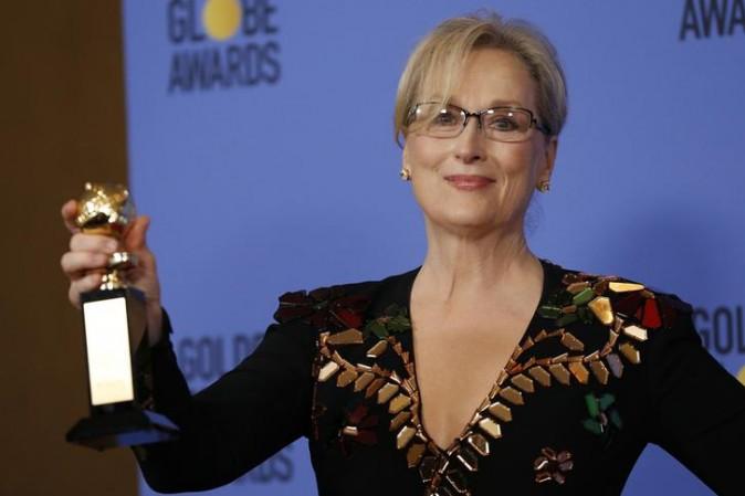 Meryl Streep contro Donald Trump nel suo discorso ai Golden Globes