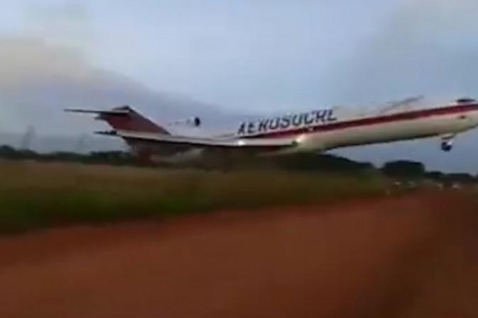 Colombia, un aereo si è schiantato a Puerto Carreno. Cinque i morti