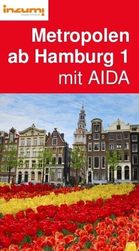 Metropolen ab Hamburg 1 mit AIDA Reiseführer