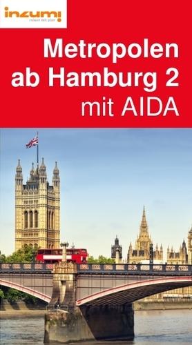 Metropolen ab Hamburg 2 mit AIDA Reiseführer