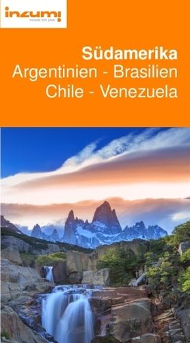 Südamerika Argentinien - Brasilien Chile - Venezuela Reiseführer