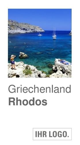 Griechenland Rhodos Reiseführer