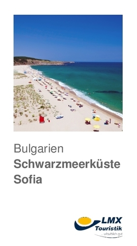 Bulgarien Schwarzmeerküste Sofia Reiseführer