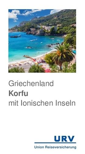 Griechenland Korfu mit Ionischen Inseln Reiseführer
