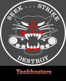 Truppenbild von Tankbusters