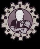 Truppenbild von Arbeiter
