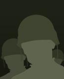 Truppenbild von Rund-beim-Bund