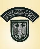 Truppenbild von Bundesgrenzschutz
