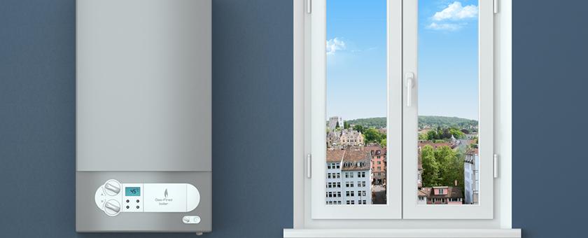 installation chaudière condensation