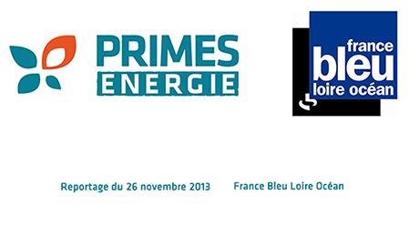 primes énergie sur France bleu loire océan