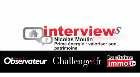Interview Primes énergie