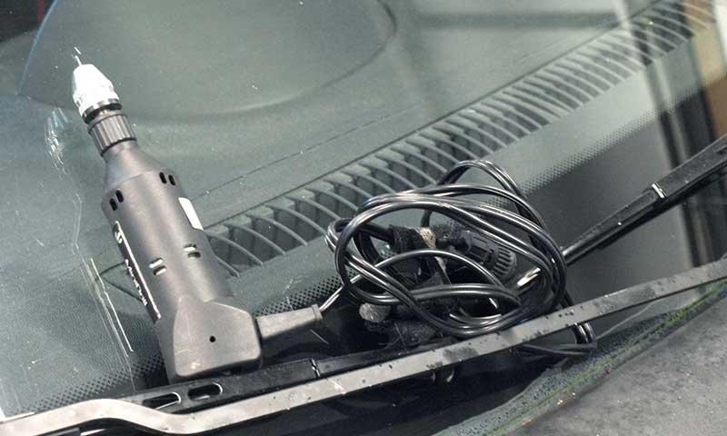 apparatuur reparatie sterretje