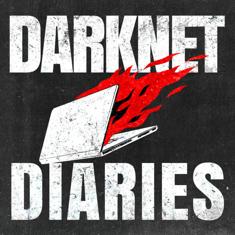 Darknet Diaries Webfactory Podcast Recommendation