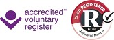 accredited voluntary register