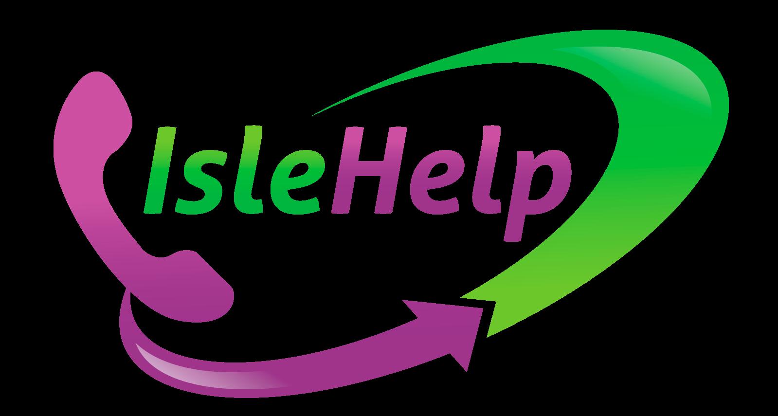 Isle help Logo