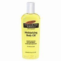 Palmers Cocoa Butter Moist. Body Oil 8.5oz