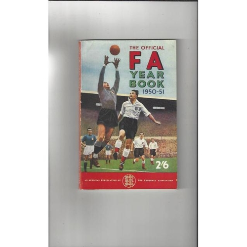 1950/51 The Official FA Year Book