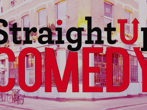 StraightUp Comedy Clapham 31