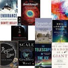 Astronomy Books for Christmas