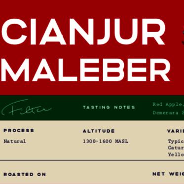 Cianjur Maleber