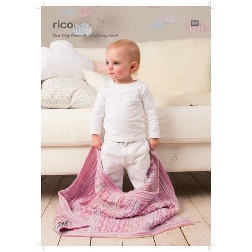 518 Baby Dream DK Pattern