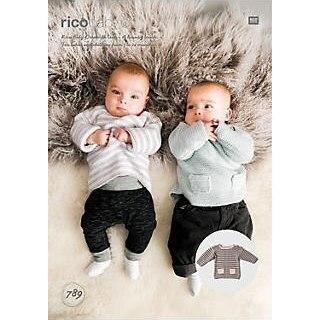 789 Baby Dream DK Pattern