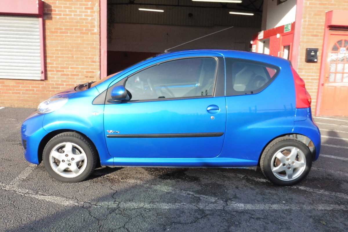 Peugeot 107 1.0 12v Verve 3dr - Low Mileage - Cheap To Insure And Tax