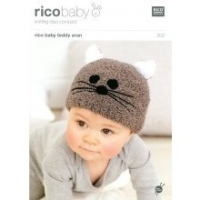 202 Baby Teddy Aran Pattern