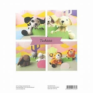 Rumipuppies Amigurumi Crochet Book