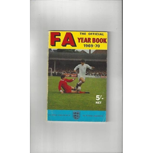 1969/70 The Official FA Year Book