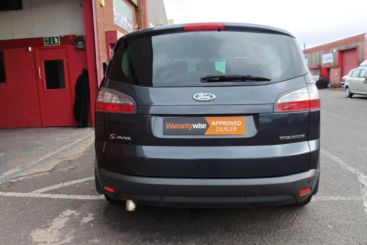 Ford S-Max 2.0 Titanium 5dr - Rear Entertainment System - 7 Seats