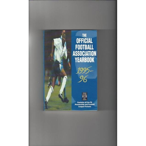 1995/96 The Official FA Year Book