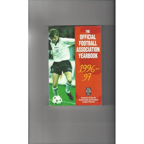 1996/97 The Official FA Year Book