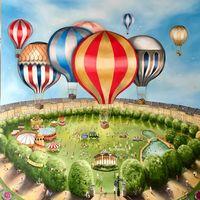 Victoria Park Balloons