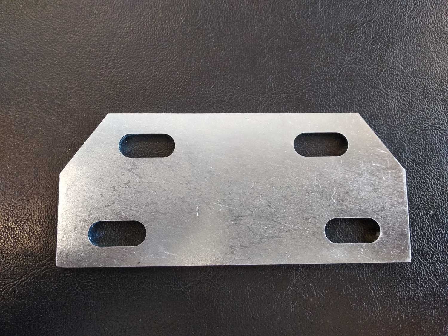 Exhaust Mounting Plate