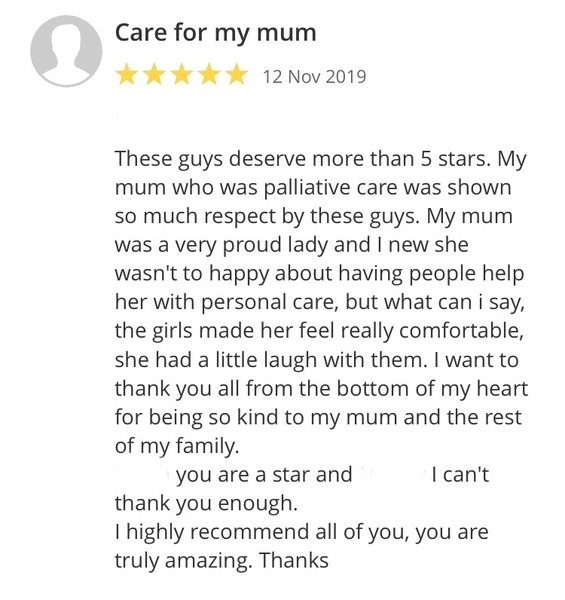 Care Review