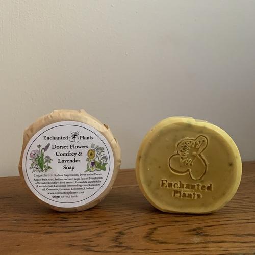Dorset Flowers Lavender and Comfrey Soap