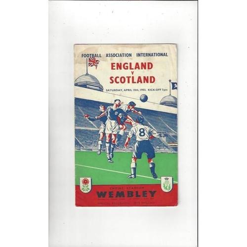 Scotland Away Football Programmes