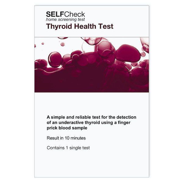 SELFCheck Thyroid Health Test