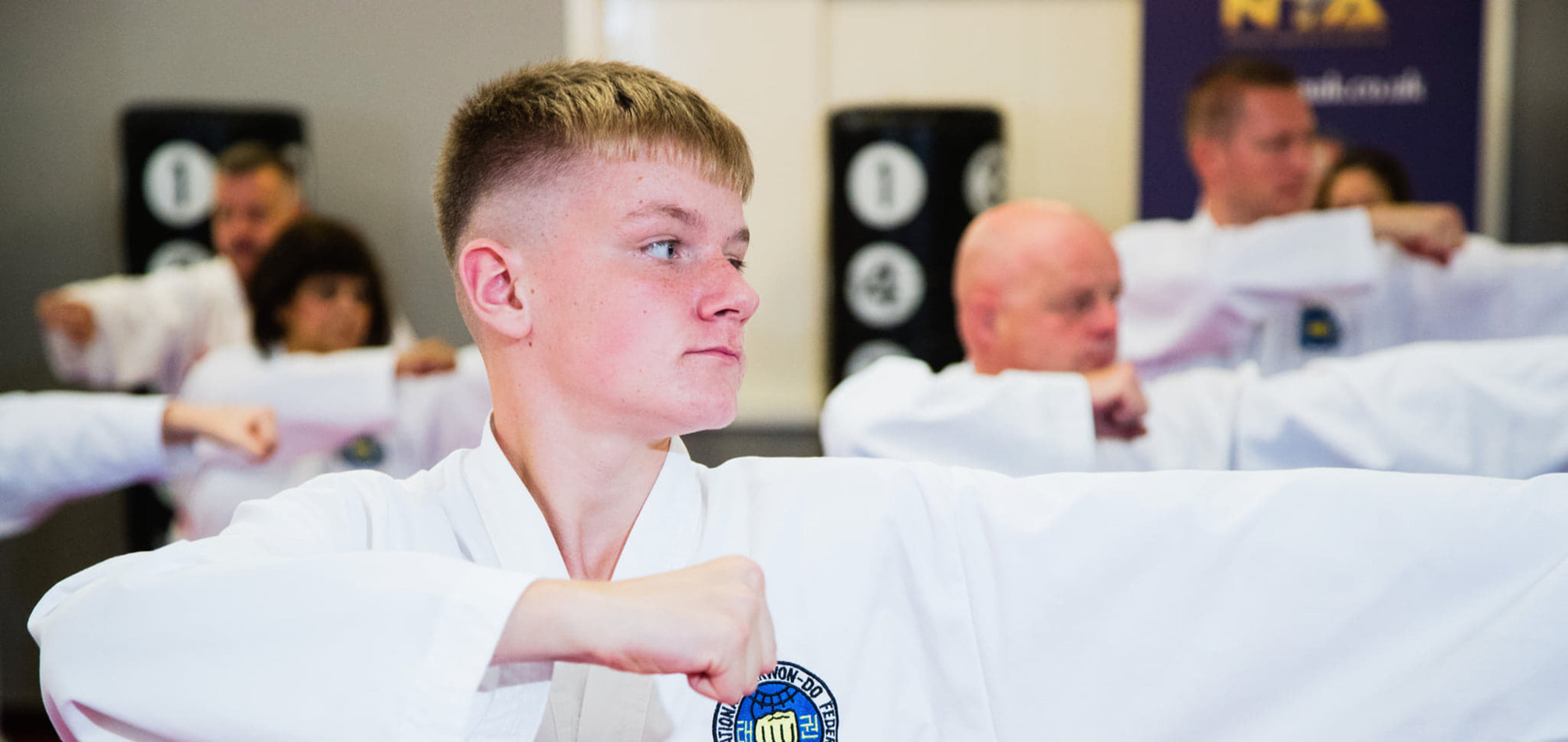 ONLINE Martial Arts for Teens and Adults