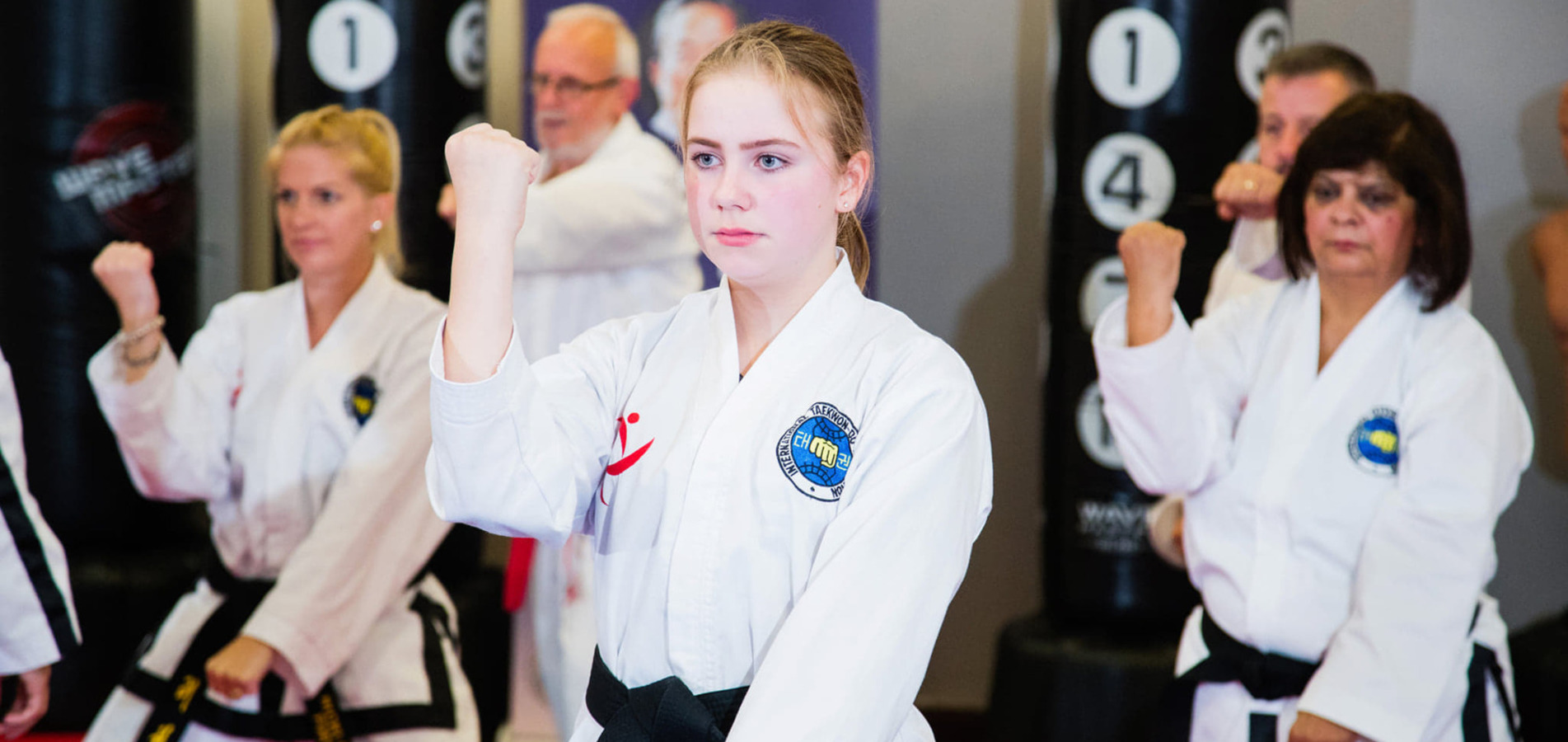 ONLINE Martial Arts for Teens and Adults - WOMEN & MARTIAL ARTS