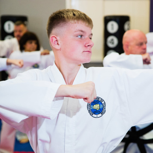 Martial Arts for Teens and Adults