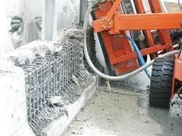 Hydro Demolition