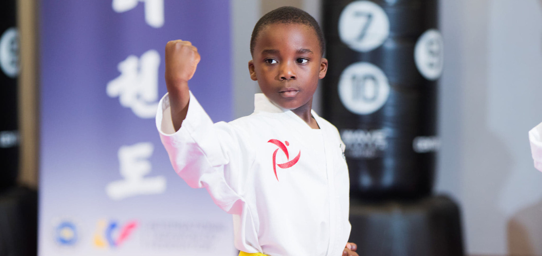 ONLINE Martial Arts for 6-8 years olds