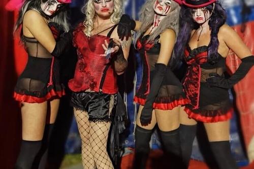 Halloween Circus Show