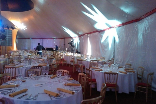 WEDDING BIG TOPS FOR HIRE